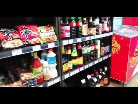 Магазин продуктов азиатской кухни Красный Дракон в Севастополе Крым