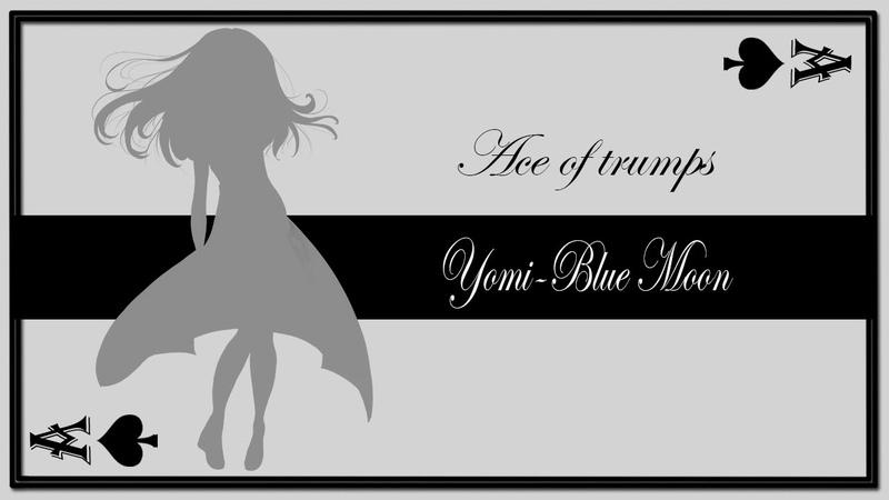 Ace of Trumps Yomi Blue Moon Shugo Chara OST Nana Mizuki RUS cover