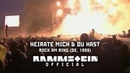 Rammstein Heirate Mich Du Hast Rock am Ring Festival 1998