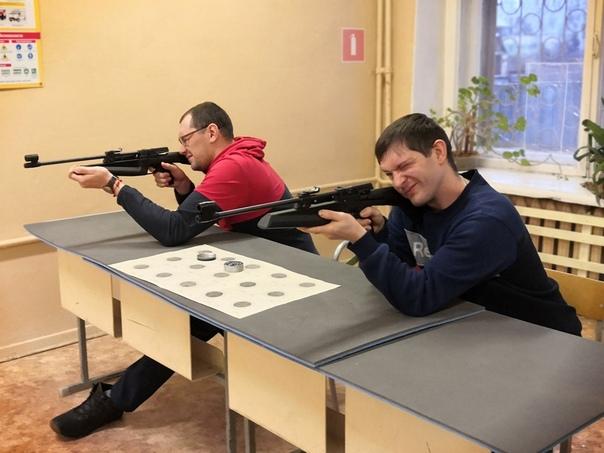 В филиале ПСЦМ выявили лучших стрелков. Лично-командное первенство филиала по...