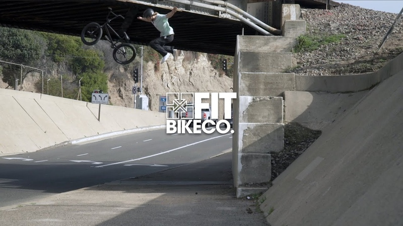 FITBIKECO. - GANG'S ALL HERE insidebmx