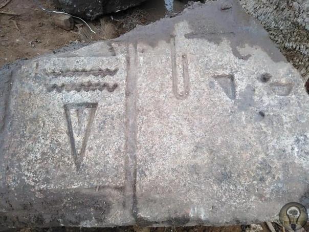 В Египте незаконно копали под храмом бога Птаха. Полицией Египта были обнаружены незаконные археологические работы в доме местного жителя, который жил в историческо-культурном районе около храма