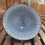 Пиала, 75 мл, керамика, полосатая текстура