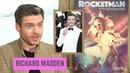«Рокетмен» › Интервью для канала Kjersti Flaa