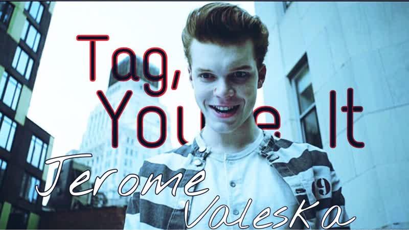 Джером Валеска Jerome Valeska Tag You're It Gotham Готэм