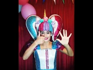 Кукла Лол поздравляет с Днём Рождения Алису.mp4