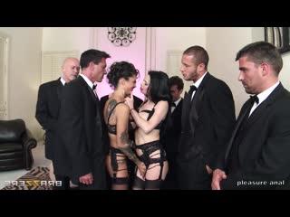 (pleasure) Veronica Avluv, Bonnie Rotten DAP Brazzers double anal Dp, DPP,  Orgy, Big Tits Squirt, Rough Sex,, Big Tits milf