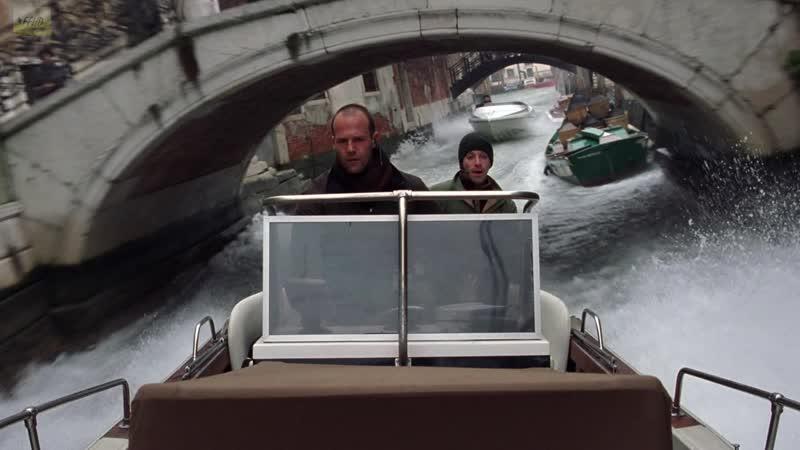 Черт может попутать любого Ограбление по итальянски The Italian Job 2003 Фрагмент из фильма