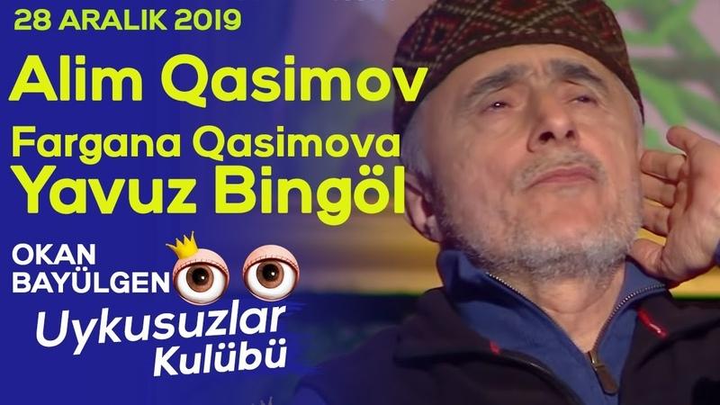 Alim Qasimov Fargana Qasimova Yavuz Bingöl Okan Bayülgen ile Uykusuzlar Kulübü