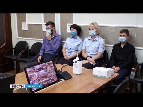 Главные направления для работы правоохранительных органов Иркутской области назвал Игорь Кобзев