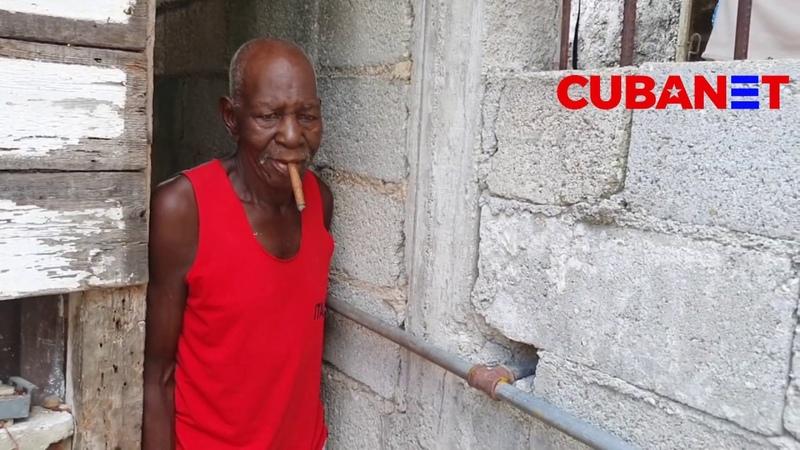 Me siento DEFRAUDADO por la revolución se lamenta anciano CUBANO