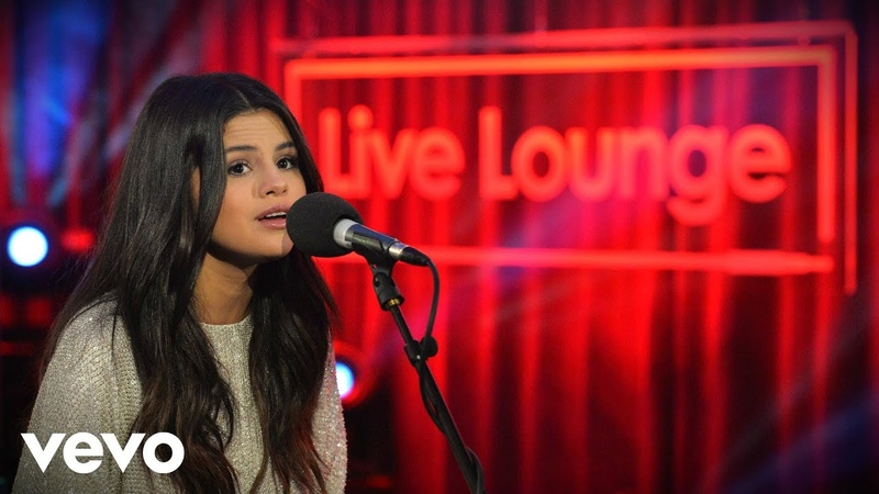 Selena Gomez Good For You in the Live Lounge