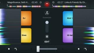 House Mix в программе djay2