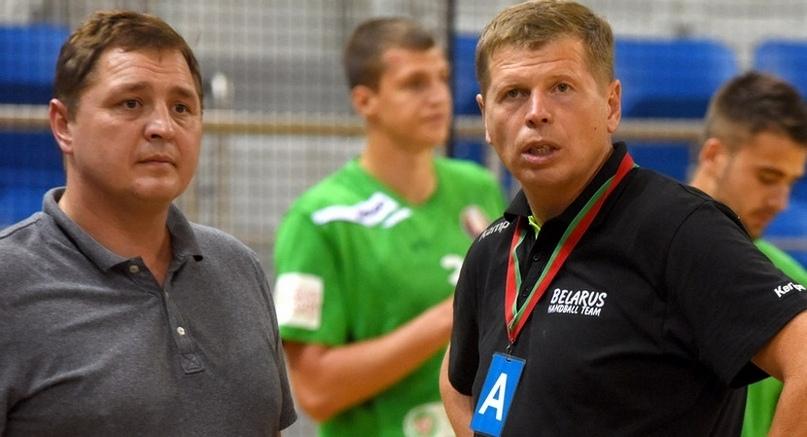 Андрей Крайнов и Игорь Папруга