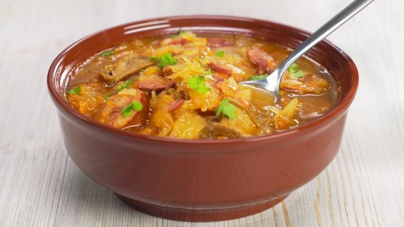 Попробовав хоть раз захочется приготовить еще Капустница чешский суп от Всегда Вкусно
