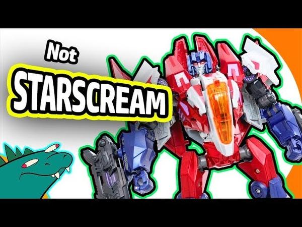 Planet X Mors NOT Starscream Transformers Review