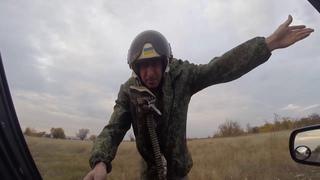Пилот СУ-35 ВКС ВСУ спасая Саакашвилли случайно дезертировал в Ростовской области.