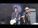 JOHNNY MARR EDDIE VEDDER There is a Light That Never Goes Out OHANA FESTIVAL Sept 29 2018