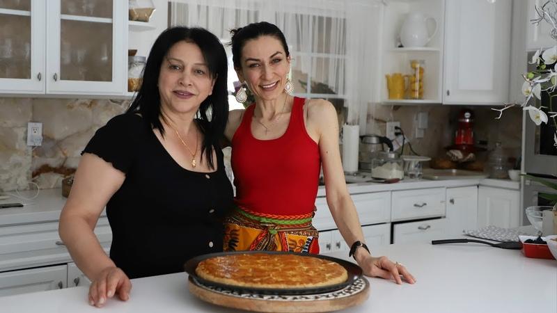 Չրերով Գաթա Թամարայի Բաղադրատոմսը Dried Fruit Gata Heghineh Cooking Vl