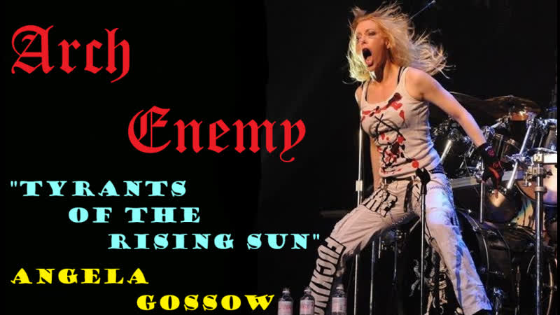 Arch Enemy Live in Tokyo 2008 Tyrants of the Rising Sun