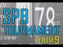 POLINA VS TWIN FAMOUZ Spb Tournament 2020 TOUR 9