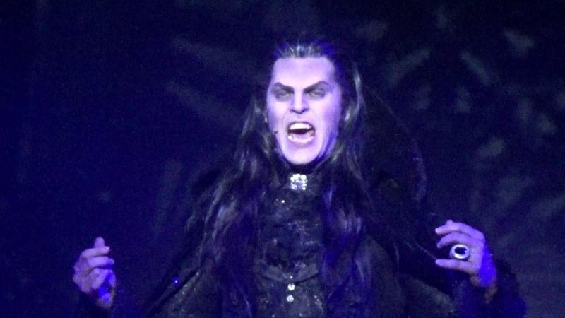 Иван Ожогин - Неутолимая жажда (Ария Кролока из мюзикла Бал вампиров)