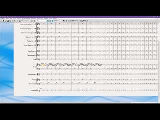 Урок 6. Дальнейшая работа с партитурой Sibelius 6
