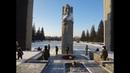Монумент Славы павшим в боях за Родину Новосибирск Любительская съемка