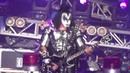 KISS Tour 2014 Christine Sixteen at LA Forum