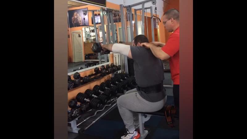 Отличная тренировка в @ahilles_ud , но это не все упражнения на видео 😏