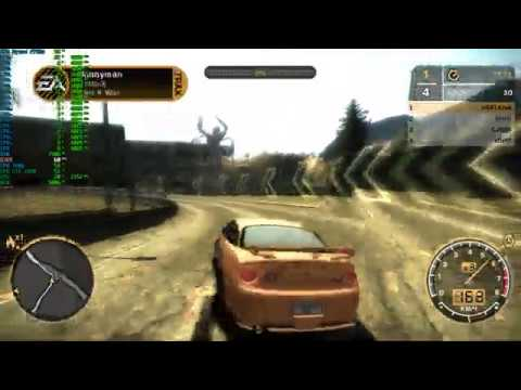 Need for Speed Most Wanted (2005) FULLHD MOD 1080p 60fps ShadowPlay
