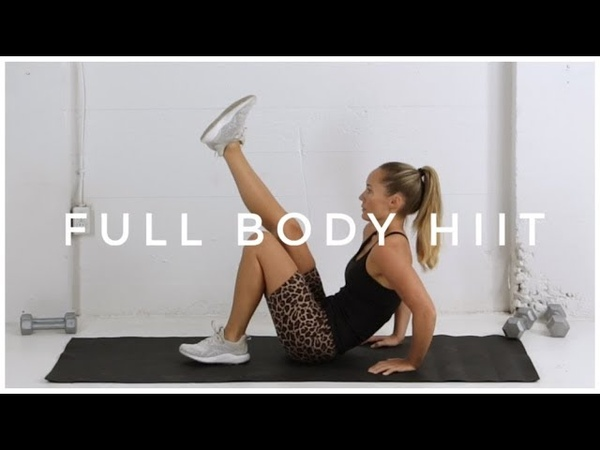 Full Body HIIT Circuit NO REPEATS Workout