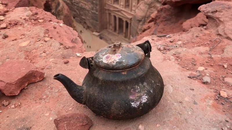 Перелётные птицы Выпуск 12 Древняя Петра Город затерянный в песках