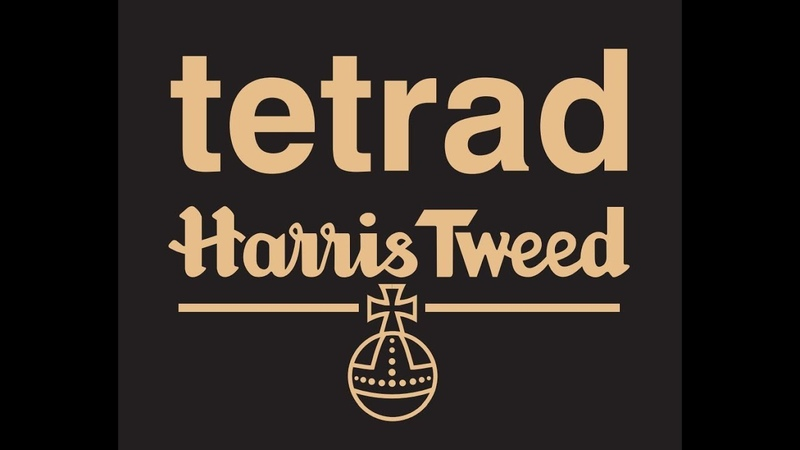 Harris Tweed Tetrad - From Shearing To Stamping - Hatfields