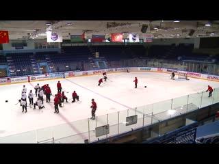 ХК Рубин приступил к ледовым тренировкам