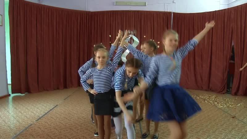 Концерт к 8 марта. Школа №2 г. Донской Тульская область Россия
