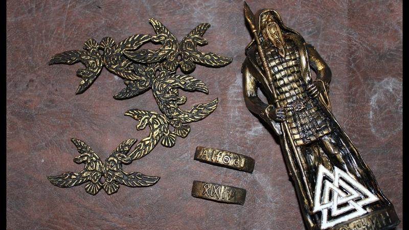 Статуэтка одина Обновление Магазин ϟ MIW100 ϟ фигурки статуэтки богов