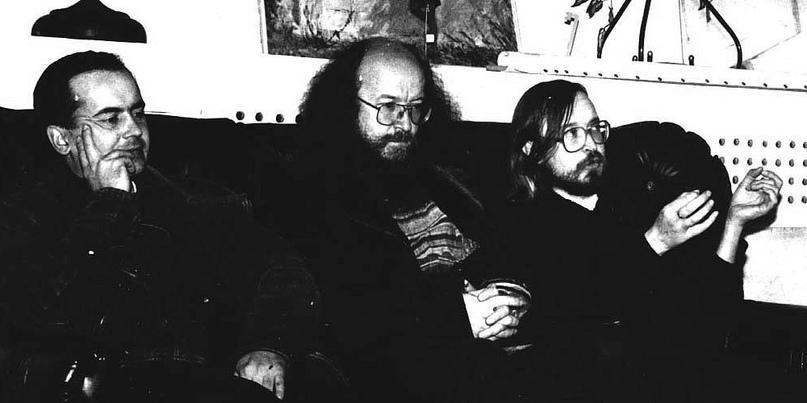 Сергей Попков и братья Летовы