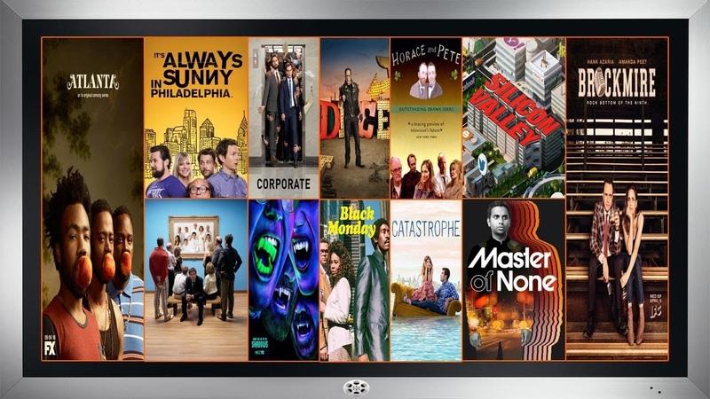 Лучшие комедийные сериалы незавершенные