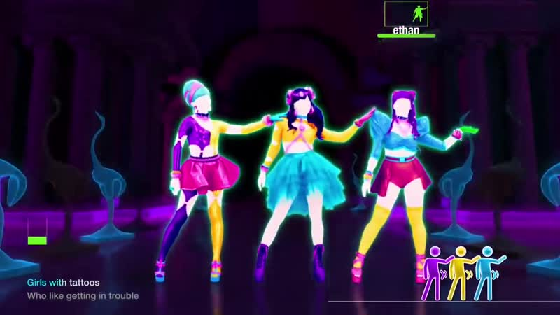 Just Dance 2019 - 7 Rings - All Perfects