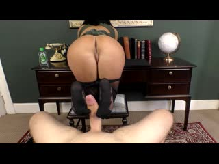 Cassie clarke - another employee gets taught a lesson