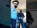 Без Маски - ты преступник! А если бы все пассажиры сообща выступили против противоправных действий полицаев? В следующий раз полицаи захотели бы нарушать?
