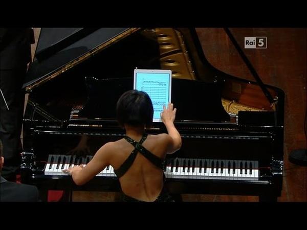 Yuja Wang - Ravel Left Hand Piano Concerto