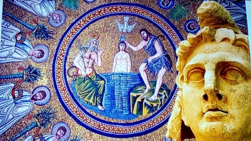Mithras 2100BC ancient SUN God of Sumerians IS JESUS the reborn Savior of Man
