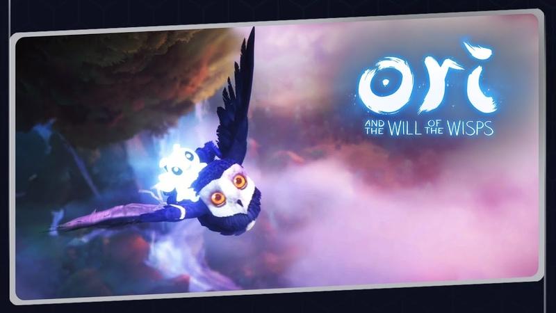 ORI AND THE WILL OF THE WISPS - O Início de Gameplay, em Português PT-BR | Xbox One X