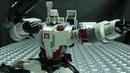 Flame Toys Furai Model MEGATRON IDW Autobot ver EmGo's Trasformers Reviews N' Stuff