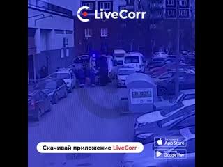 Мужчину расстреляли у входа в спортклуб на юге Москвы