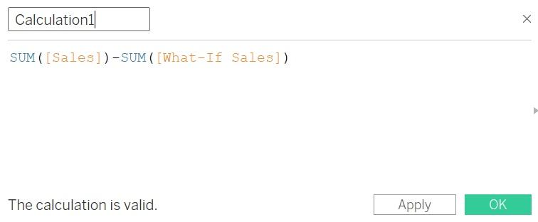 Как создать представление и провести анализ «что - если» с помощью элемента Set Control в Tableau 2020.2, изображение №21