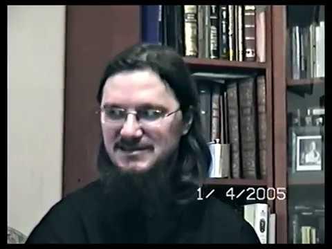 7 Откровение Апостола Иоанна Богослова Толкование СщМч Даниила Сысоева