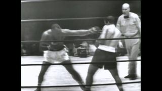 Рокки Марчиано vs Джерси Джо Уолкотт 1 / Rocky Marciano vs Jersey Joe Walcott 1